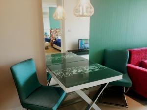 Grand Caribbean Condo by Weiwei, Apartmány  Pattaya South - big - 6