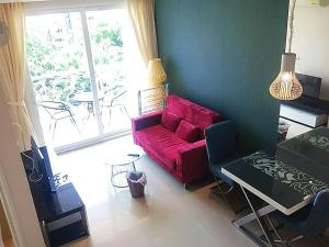 Grand Caribbean Condo by Weiwei, Apartmány  Pattaya South - big - 32
