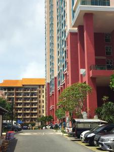 Grand Caribbean Condo by Weiwei, Apartmány  Pattaya South - big - 72