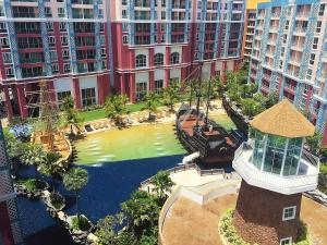 Grand Caribbean Condo by Weiwei, Apartmány  Pattaya South - big - 73
