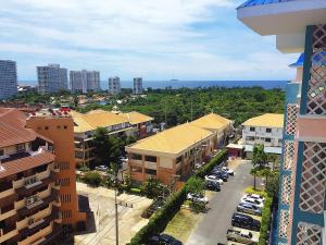 Grand Caribbean Condo by Weiwei, Apartmány  Pattaya South - big - 29