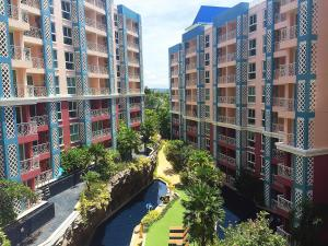 Grand Caribbean Condo by Weiwei, Apartmány  Pattaya South - big - 57