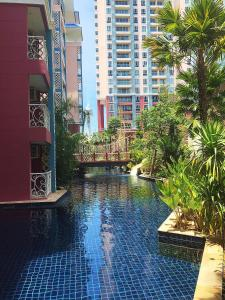 Grand Caribbean Condo by Weiwei, Apartmány  Pattaya South - big - 70