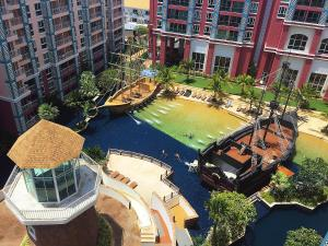 Grand Caribbean Condo by Weiwei, Apartmány  Pattaya South - big - 1