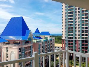 Grand Caribbean Condo by Weiwei, Apartmány  Pattaya South - big - 53