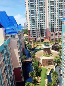 Grand Caribbean Condo by Weiwei, Apartmány  Pattaya South - big - 52