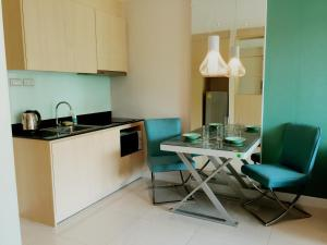 Grand Caribbean Condo by Weiwei, Apartmány  Pattaya South - big - 43