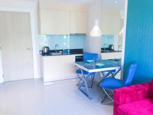 Grand Caribbean Condo by Weiwei, Apartmány  Pattaya South - big - 41