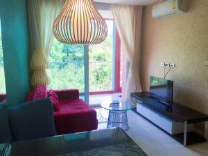 Grand Caribbean Condo by Weiwei, Apartmány  Pattaya South - big - 40