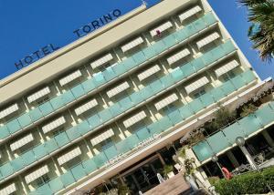Hotel Torino, Hotely  Cesenatico - big - 61