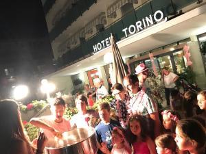 Hotel Torino, Hotely  Cesenatico - big - 59