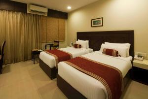 Hotel Classic Diplomat, Hotely  Nové Dilí - big - 42