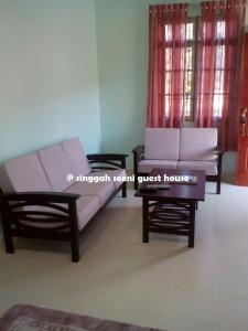 Singgah Seeni Guest House, Гостевые дома  Кампунг-Паданг-Масират - big - 7