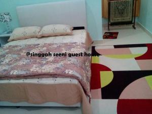 Singgah Seeni Guest House, Гостевые дома  Кампунг-Паданг-Масират - big - 8