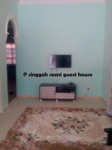 Singgah Seeni Guest House, Гостевые дома  Кампунг-Паданг-Масират - big - 6
