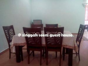 Singgah Seeni Guest House, Гостевые дома  Кампунг-Паданг-Масират - big - 2