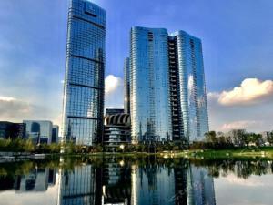 Gelade Service Apartment, Appartamenti  Chengdu - big - 1