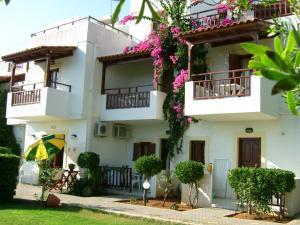 Vlychada Apartments, Apartmány  Hersonissos - big - 67