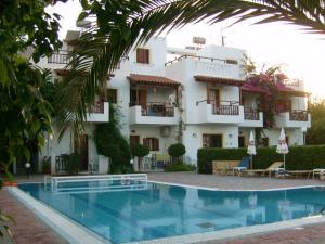 Vlychada Apartments, Apartmány  Hersonissos - big - 19