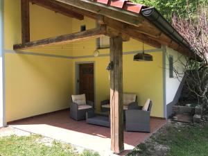 Rainbow estate, Dovolenkové domy  Drušče - big - 11