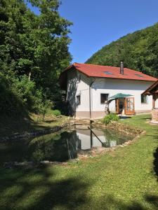 Rainbow estate, Holiday homes  Drušče - big - 12