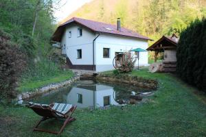 Rainbow estate, Holiday homes  Drušče - big - 16