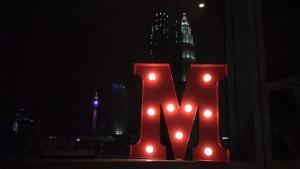 M Home, Ferienwohnungen  Kuala Lumpur - big - 6