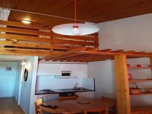 Apartment Studio avec mezzanine aux pieds des pistes - Bessé