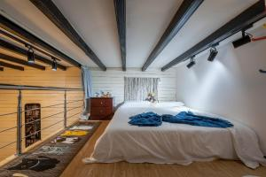 Qiyu Homestay, Ubytování v soukromí  Šanghaj - big - 53