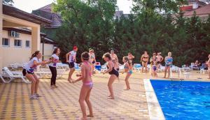 Пансионат Приморский, Курортные отели  Дивноморское - big - 36