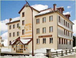 Hotel de la Haute Montagne