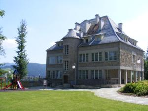 Rezydencja Prezydenta RP Zamek w Wisle