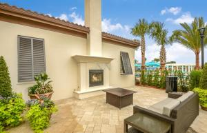 Four Bedroom Vacation Townhouse 19md86 Windsor at Westside, Holiday homes  Kissimmee - big - 8