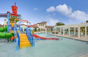 Four Bedroom Vacation Townhouse 19md86 Windsor at Westside, Holiday homes  Kissimmee - big - 5
