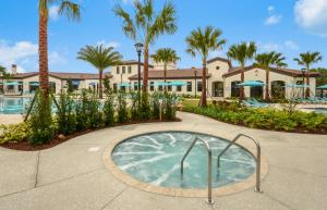 Four Bedroom Vacation Townhouse 19md86 Windsor at Westside, Holiday homes  Kissimmee - big - 4