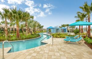 Four Bedroom Vacation Townhouse 19md86 Windsor at Westside, Holiday homes  Kissimmee - big - 3