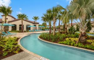 Four Bedroom Vacation Townhouse 19md86 Windsor at Westside, Holiday homes  Kissimmee - big - 2
