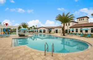 Four Bedroom Vacation Townhouse 19md86 Windsor at Westside, Holiday homes  Kissimmee - big - 27