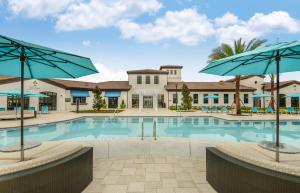 Four Bedroom Vacation Townhouse 19md86 Windsor at Westside, Holiday homes  Kissimmee - big - 22