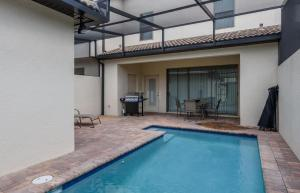 Four Bedroom Vacation Townhouse 19md86 Windsor at Westside, Holiday homes  Kissimmee - big - 30