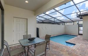 Four Bedroom Vacation Townhouse 19md86 Windsor at Westside, Holiday homes  Kissimmee - big - 29
