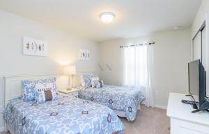 Four Bedroom Vacation Townhouse 19md86 Windsor at Westside, Holiday homes  Kissimmee - big - 16