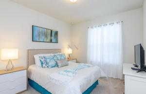 Four Bedroom Vacation Townhouse 19md86 Windsor at Westside, Holiday homes  Kissimmee - big - 38
