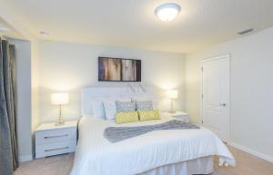 Four Bedroom Vacation Townhouse 19md86 Windsor at Westside, Holiday homes  Kissimmee - big - 35