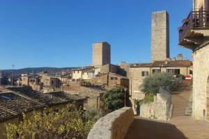 Tower Apartment in San Gimignano