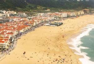 Vista Mar - Sea View - Nazaré Beach, Апартаменты  Назаре - big - 10