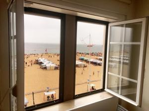Vista Mar - Sea View - Nazaré Beach, Апартаменты  Назаре - big - 9