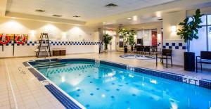 Hilton Garden Inn Niagara-on-the-Lake, Hotels  Niagara on the Lake - big - 37