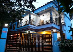 Eden Holiday Villa, Homestays  Sultan Bathery - big - 9