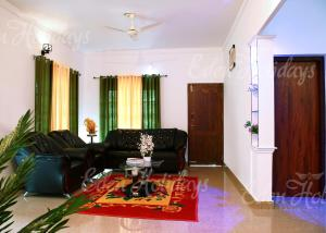 Eden Holiday Villa, Homestays  Sultan Bathery - big - 10